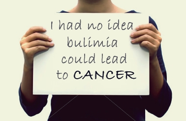 bulimia and cancer